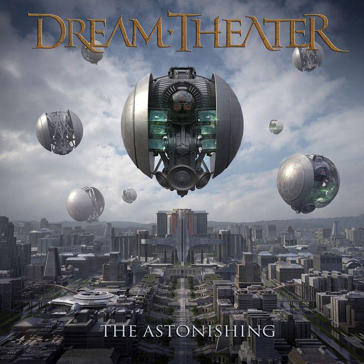 Dream theater new album porject-the cover, Jie Ma on ArtStation at https://www.artstation.com/artwork/K13BR
