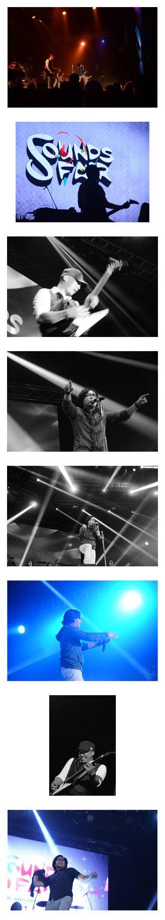 Ari Lasso performance at Java Soundsfair 2014. (10/26)