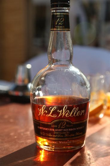 W.L. Weller 12 Year. If you can't find Pappy this is a great option. #bourbon #whiskey #drink
