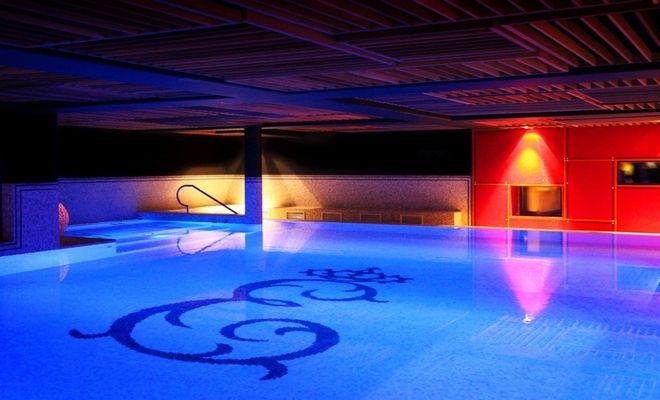 HOTEL ERBPRINZ | ETTLINGEN | BEI KARLSRUHE | GERMANY | FEINE PRIVAT HOTELS | 5*S | Pool im SPA