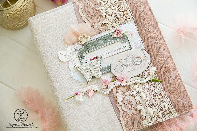 Bee Shabby: Свадебный альбом с коллекцией WEDDING