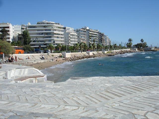 Glyfada (Athens) where we lived!