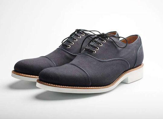 Grenson Footwear SS 2012