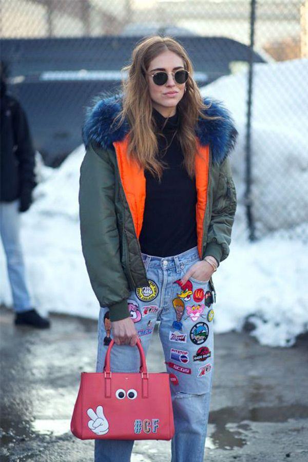 DENIM STREET STYLE Difficilmente il Denim passa di moda, i jeans sono da sempre il capo passe-partout per antonomasia. I modelli proposti per la stagione invernale 2015/2016 vedono protagonista il classico skinny jeans in tutte le sue declinazioni.