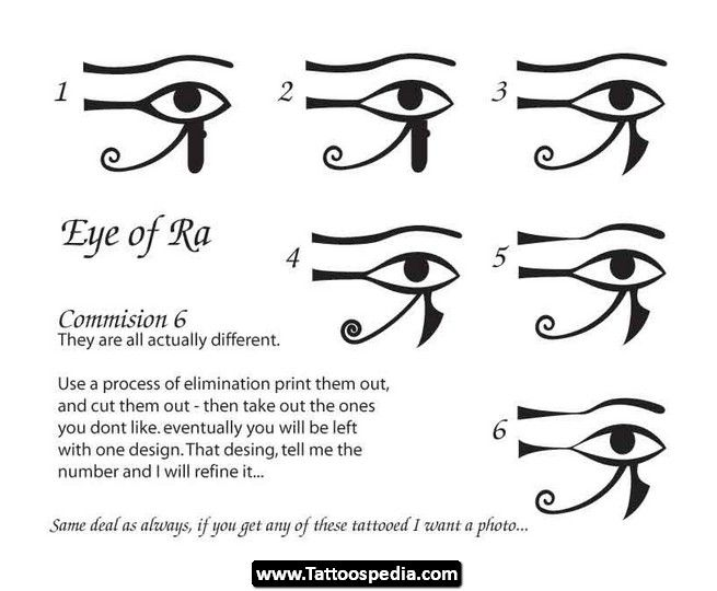 eye of raa