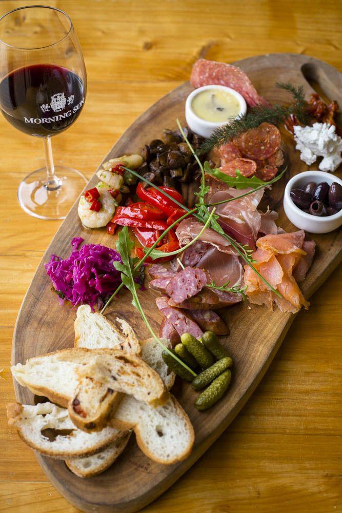 Wine Food Farmgate, Morning Sun Vineyard, Mornington Peninsula