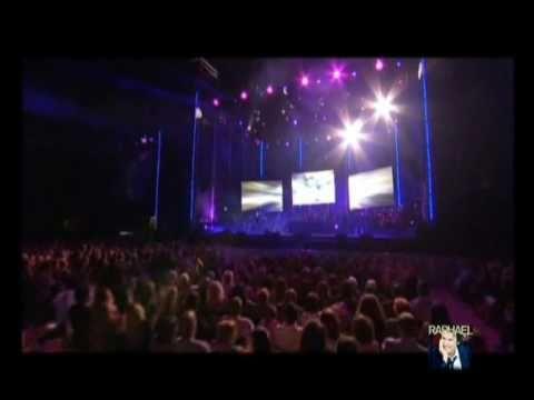 raphael - concierto las ventas madrid - 2009 - parte_7 - estar enamorado