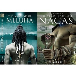 One of the finest Indian series i have read