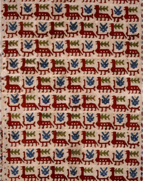 Μαξιλάρι λινό με μεταξωτά κεντήματα. Νησιά Ιονίου, Λευκάδα, 19ος αι.Συλλογές   ΠΛΙ