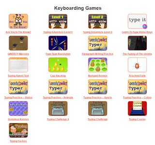 Mrs. Tech: THE BEST Typing Websites to Teach Elementary Students to Type