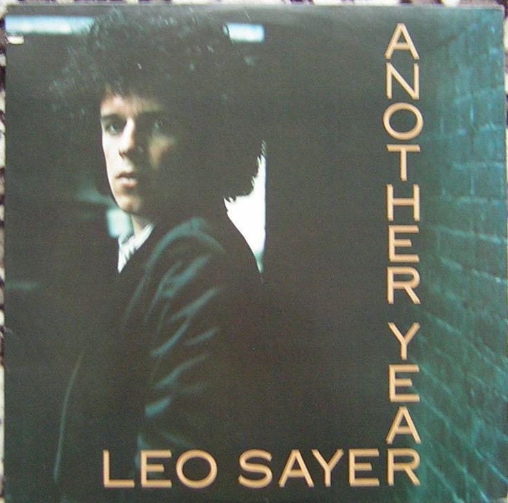 Leo Sayer - Another Year Vinyl LP