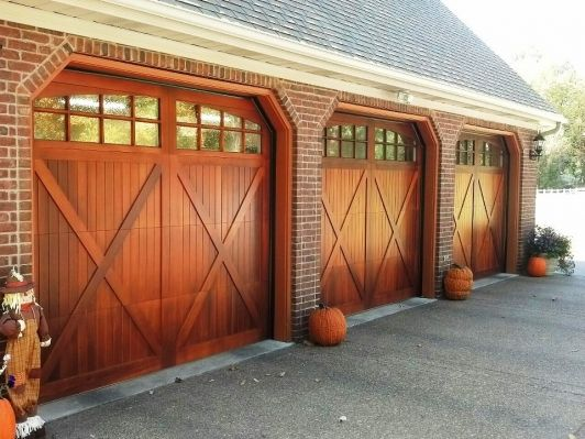 Designer Garage Doors Residential Glamorous Design Inspiration