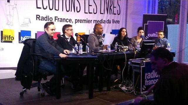 Les vertus thérapeutiques de la lecture/ En direct du Salon du Livre de Radio France - Idées - France Culture