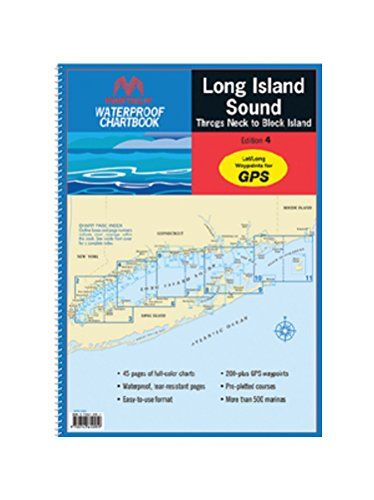 Maptech Long Island Sound WPB032504