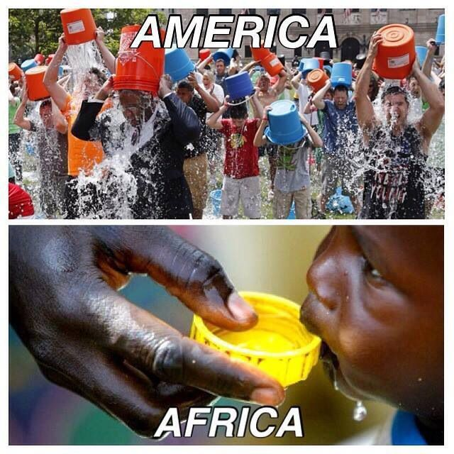 Response to als water challenge
