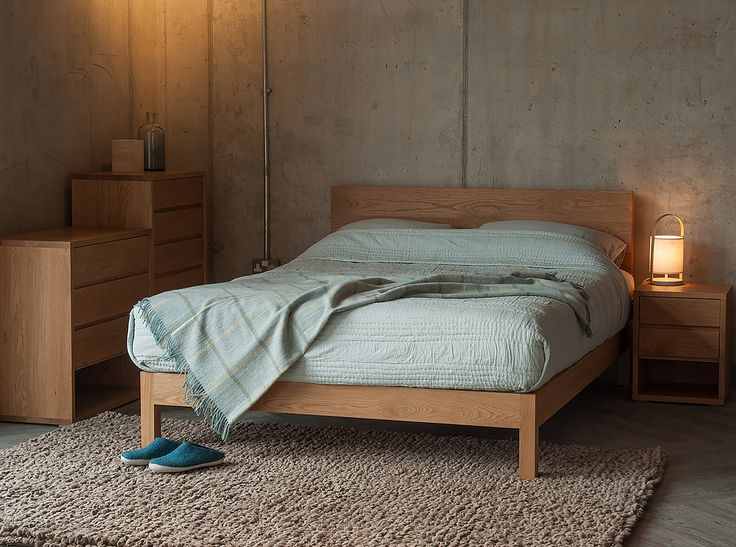Contemporary Oak Bedroom Furniture Custom Inspiration Design