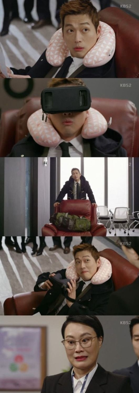 [Spoiler] Added episode 8 captures for the Korean drama 'Chief Kim' @ HanCinema :: The Korean Movie and Drama Database