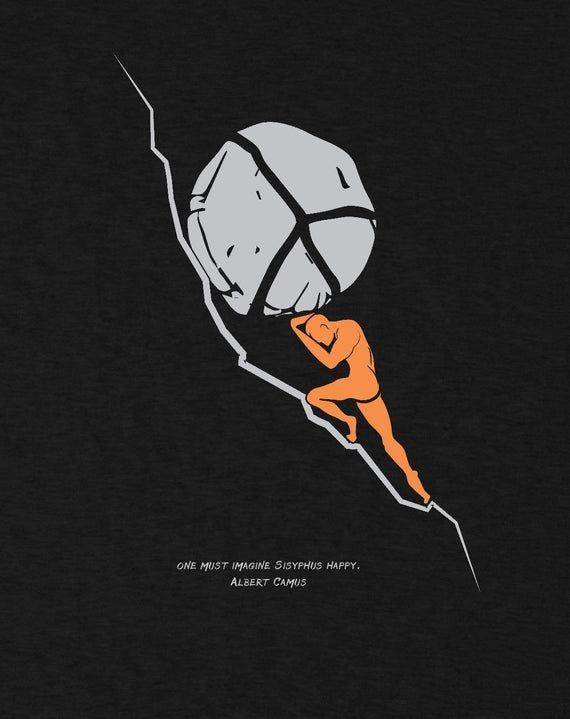 Albert Camus One Must Imagine Sisyphus Happy 3