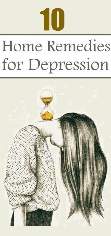 Top 10 Home Remedies for Depression..