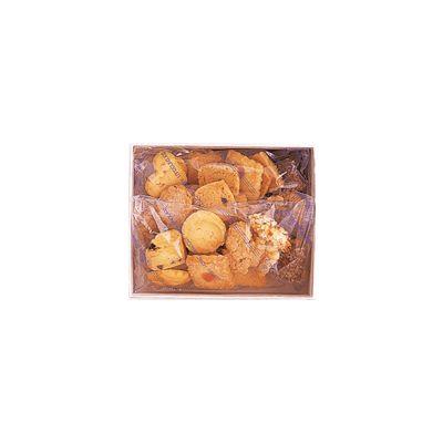 ミックスクッキー(箱入り)Mixed Cookie2袋入り 税込¥1,296(¥1,200) F01箱サイズ 縦12cm✕横15cm✕高5cm
