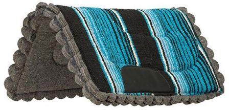 Check out the deal on Weaver Felt Lined Navajo Pony Saddle Pad 23 x 23 at Chicks Discount Saddlery