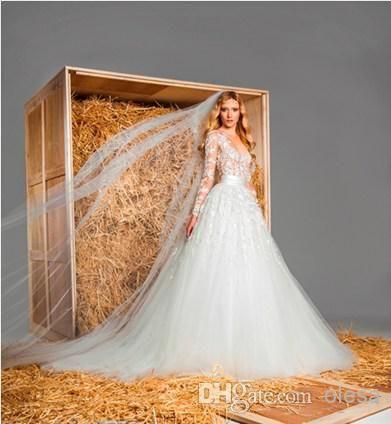 Zuhair murad bridal spring 2015 wedding dresses
