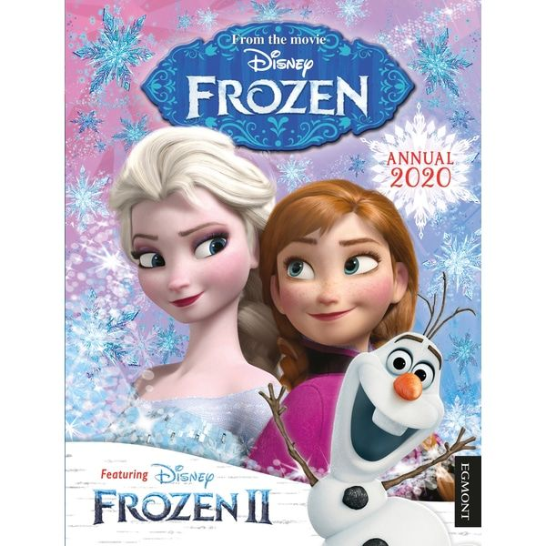 Disney Frozen 2 Annual 2020 Disney Frozen Uk Disney Frozen