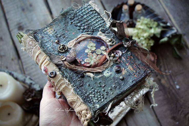 моё вдохновение: Эльфийная книжка...