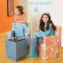10 Things to Make With Cardboard