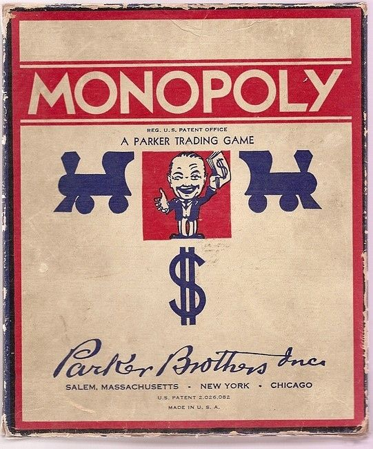 """Monopoly"" board games helped thousands of Allied POWs escape German camps. 