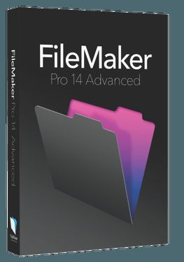 FileMaker Pro 14 Advanced v14.0.3 + Crack Patch [Mac+Windows]