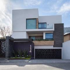 Las 25 mejores ideas sobre fachada de casas bonitas en for Fachadas de casas modernas wikipedia