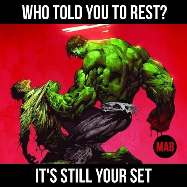 This reminds me of my fella at the gym...An equally dedicated gym partner makes for killer workouts :)