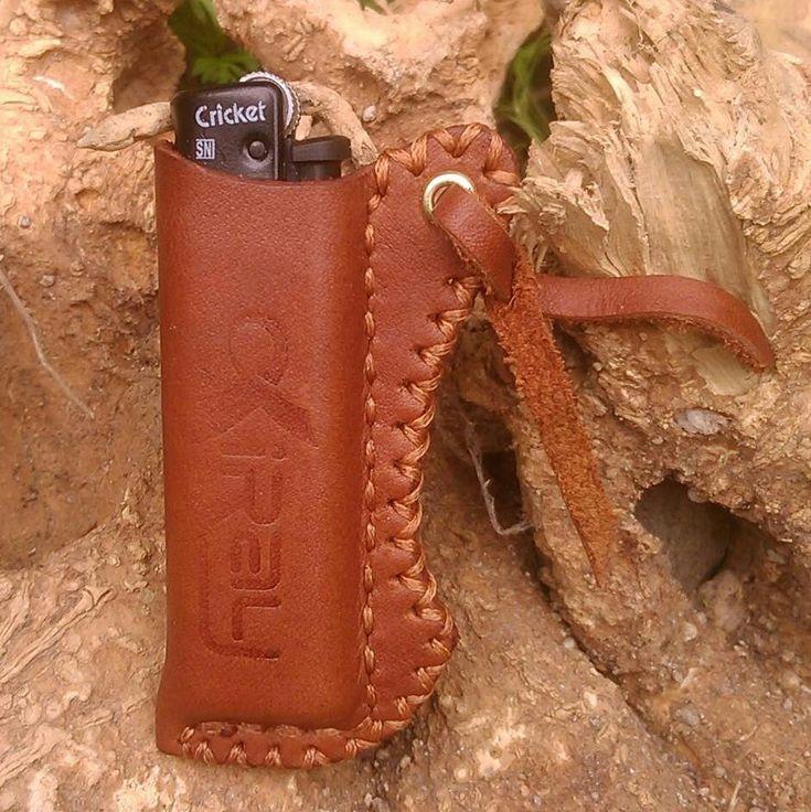 #Lightercase #leathercraf