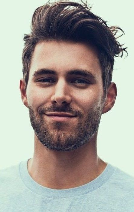Medium Hairstyle for men
