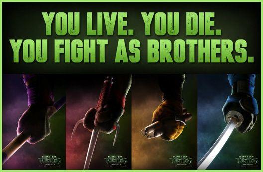 Teenage Mutant Ninja Turtles Movie 2014 Review