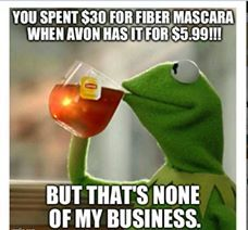 Yes our fiber lash mascara is only $5.99 and it works :)