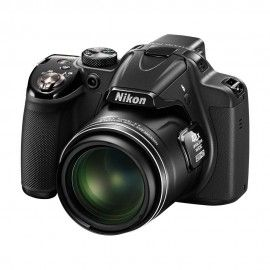 NIKON - Coolpix P530 Nero Sensore CMOS 16Mpx Zoom Ottico 42x Display 3'' Filmati Full HD