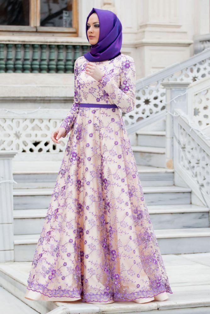 Evening Dress - EVENING DRESS - EVENING DRESS - 4264MOR