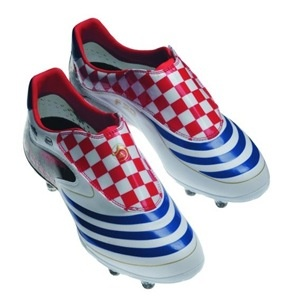 Adidas F50.8 Croatia TUNIT - another cool one.