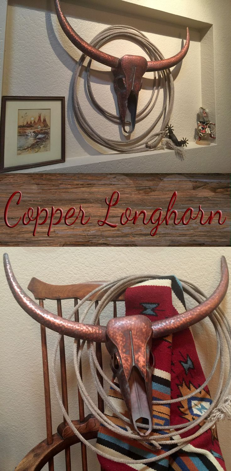 best 25 old western decor ideas on pinterest arrow decor 3 western home decor copper longhorn skull