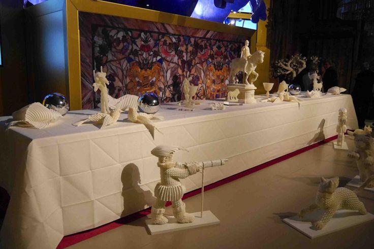 EXPO, Les statues en sucre pour le mariage de Marie de Médicis http://www.alidifirenze.fr/expo-palais-pitti-florence/