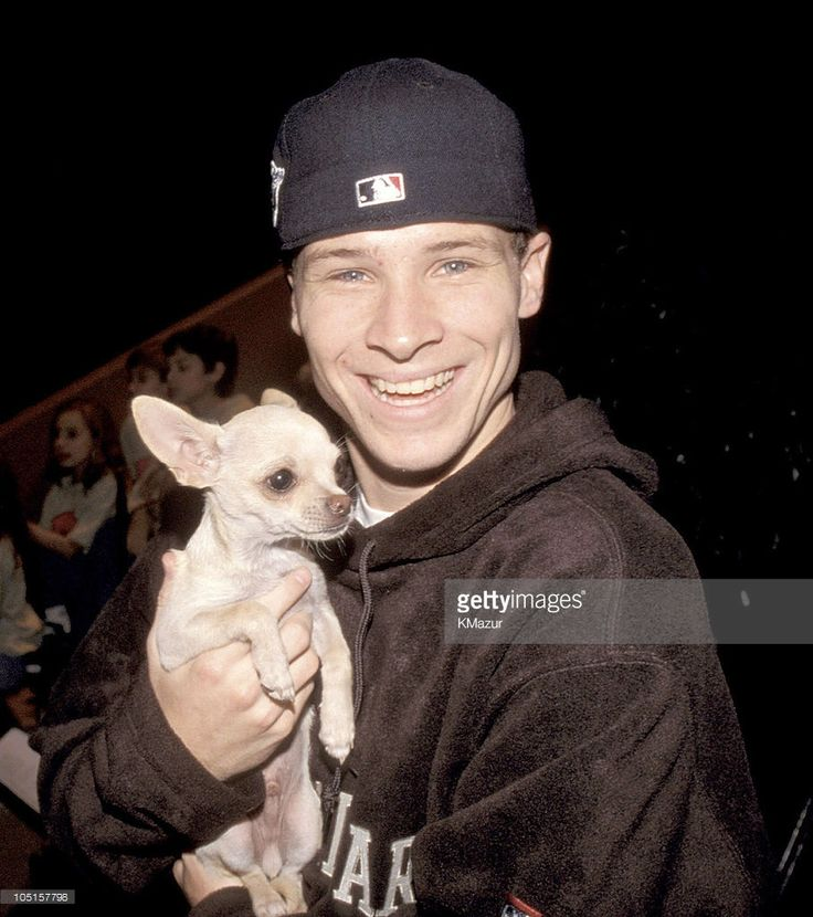 Brian Littrell of Backstreet Boys during VH1 Storytellers - Backstreet Boys in New York City, New York, United States.
