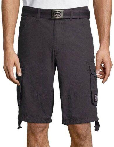 506800ef Ecko Unltd Ripstop Cargo Shorts Size 30, 32 New Gun Metal Msrp $50.00 | eBay