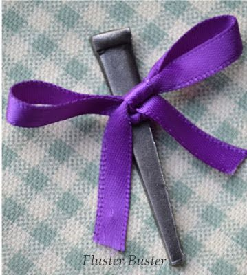 "Masonry nail ""craft"". Perfect for a takeaway Lenten lesson, or for their Lenten sensory prayer box."