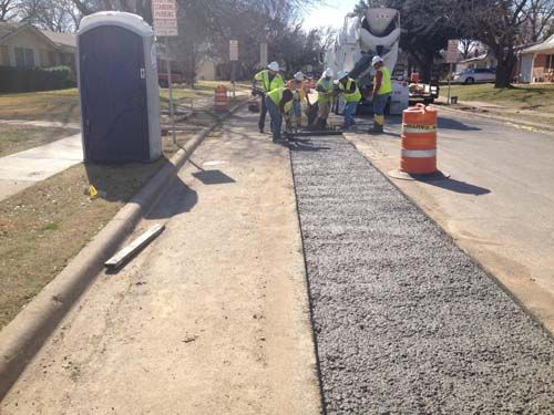 If you want to give a new look to your pavement then you are in dire need of help straight from well-trained Paving Contractors Fort Worth Tx. Finding the right one is a bit tough with such a huge competition in this current market. Well, thanks to Paving Contractors Dallas Tx from Cityscape Concrete, now you don't have to worry about the services at all.