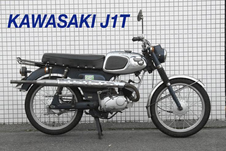 64'kawasaki J1-t 85cc