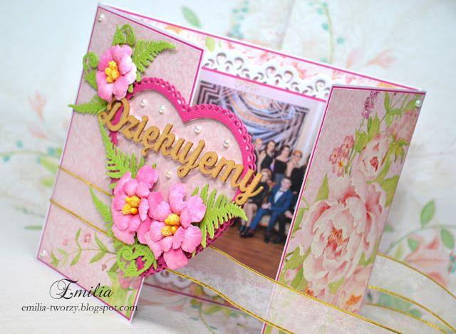 Podziękowanie dla nauczyciela od dzieci/Kartka dla nauczyciela/Card for teacher
