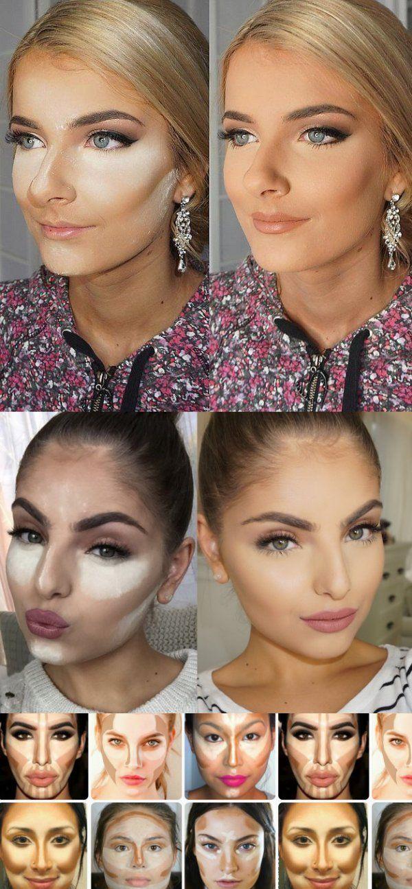 Rozświetlanie VS konturowanie twarzy! Zobacz efekt idealnej skóry!