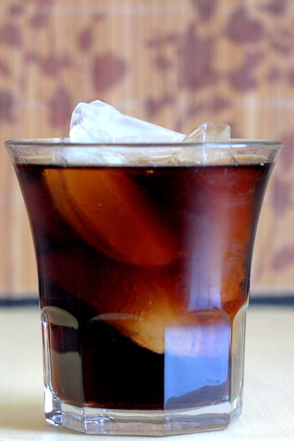 Jack and Coke drink recipe